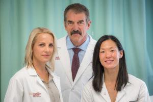 USC Fertility Team - Richard J. Paulson, MD, Karine Chung, MD, Kristin Bendikson, MD