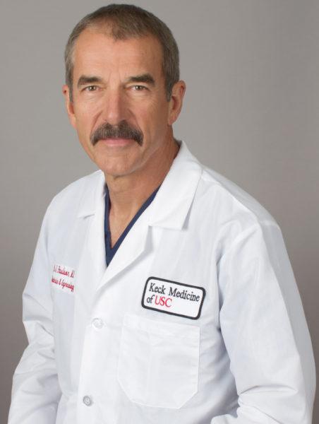Dr. Richard Paulson, Director of USC Fertility